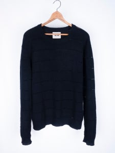 Image of Acne - Looped Stitch Detail Sweater