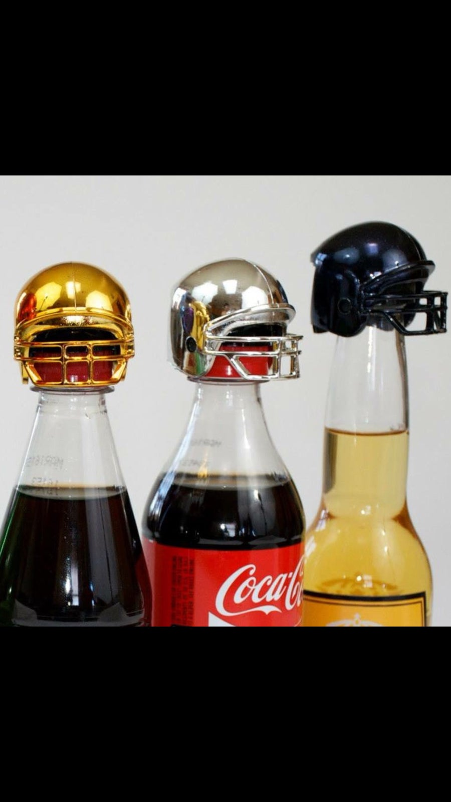 "Image of Football Helmets - ""Chrome Edition"""