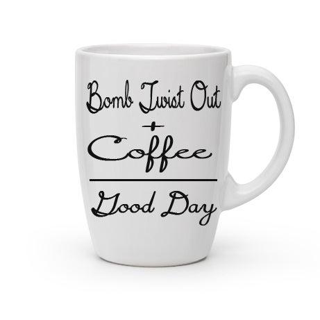 Image of Simple Math Mug *Coffee Version*