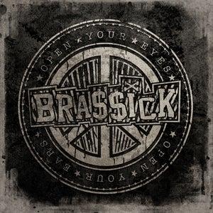 """Image of """"Brassick"""" Album CD"""