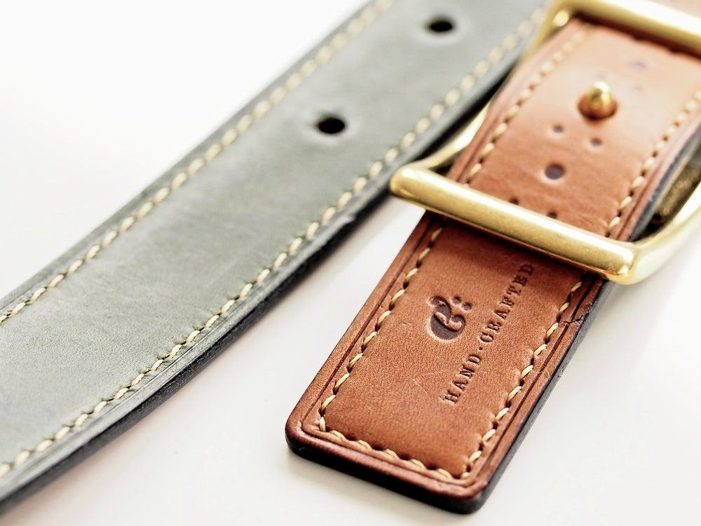 Image of DuoSided Belt 082