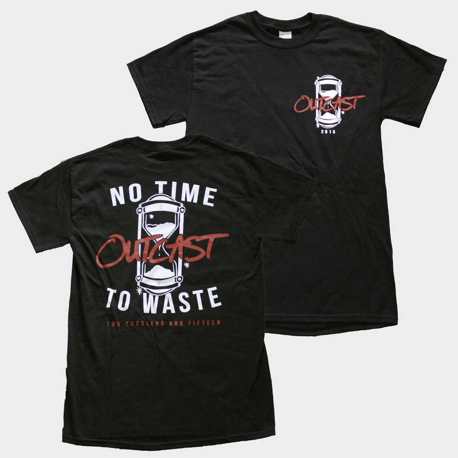 Image of No Time To Waste Tee