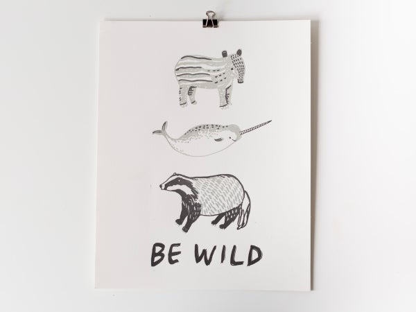 Image of BE WILD Animal