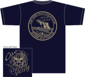 Image of CCV 2015 Summer Camper - Tee Shirt - with No Sleeve Print