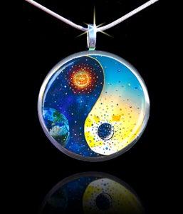 Image of Yin & Yang Energy Balancing Pendant