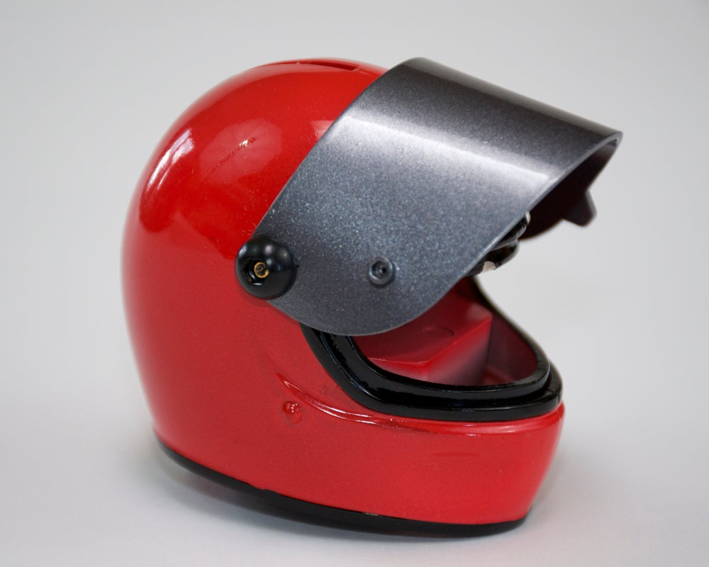 Image of Racing Helmets - Solid Colors