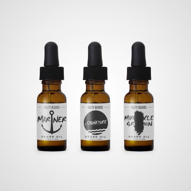 Image of Beard Oil's
