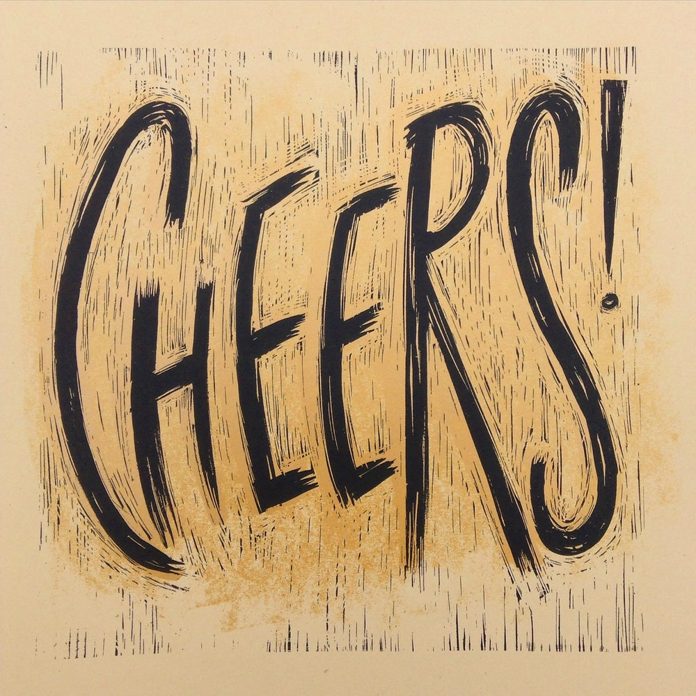 Image of Cheers!