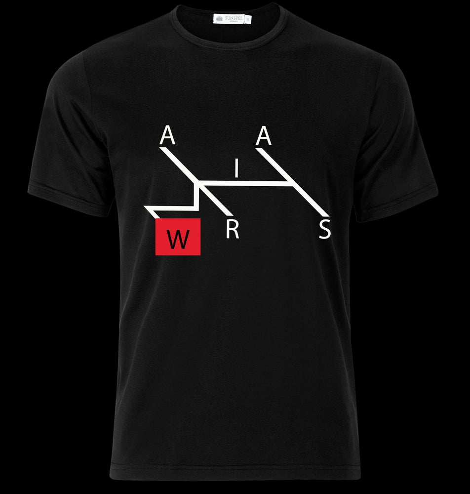"Image of Warias ""VW""  Tee"