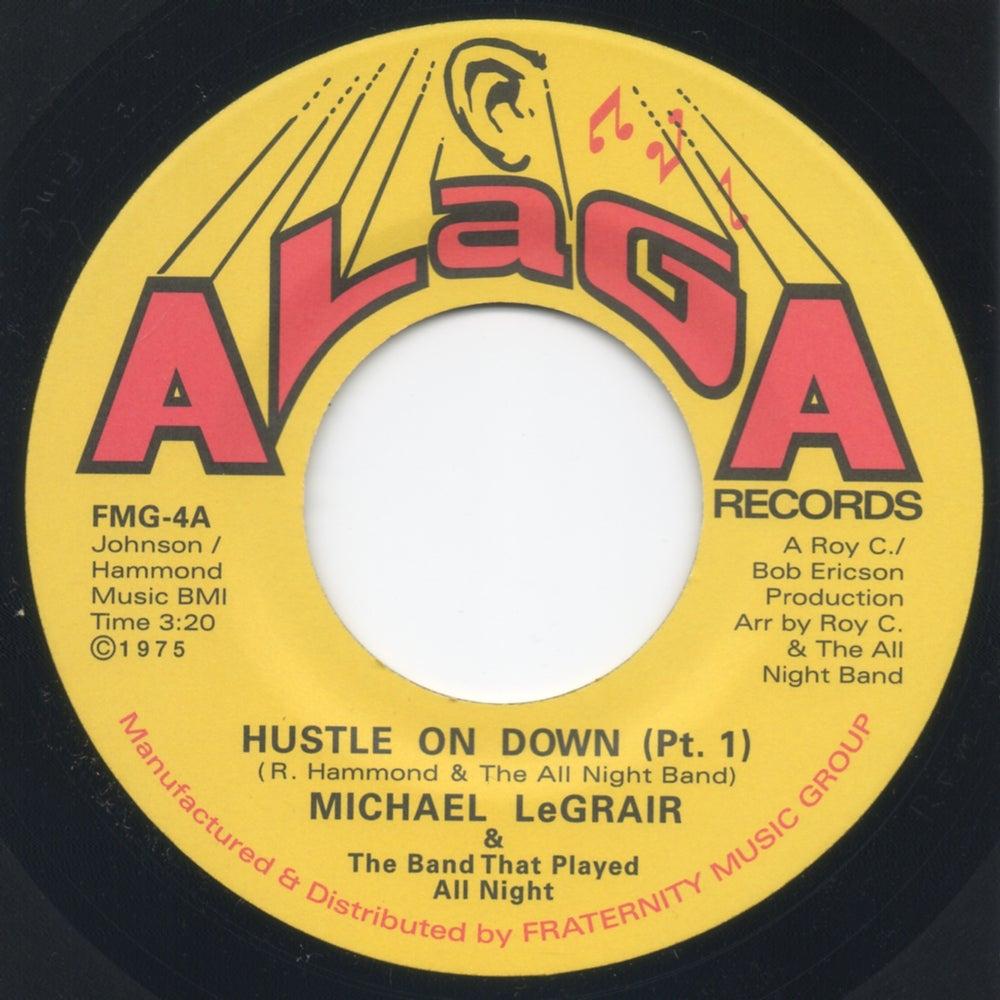 "Image of Hustle On Down Pt. 1 / Hustle On Down Pt. 2 - 7"" Vinyl"