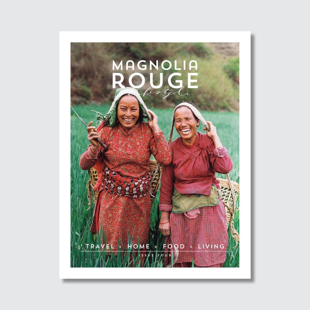 Image of Magnolia Rouge Lifestyle Issue 4