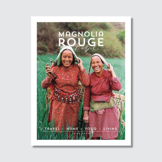 Image of Magnolia Rouge Lifestyle Issue 4