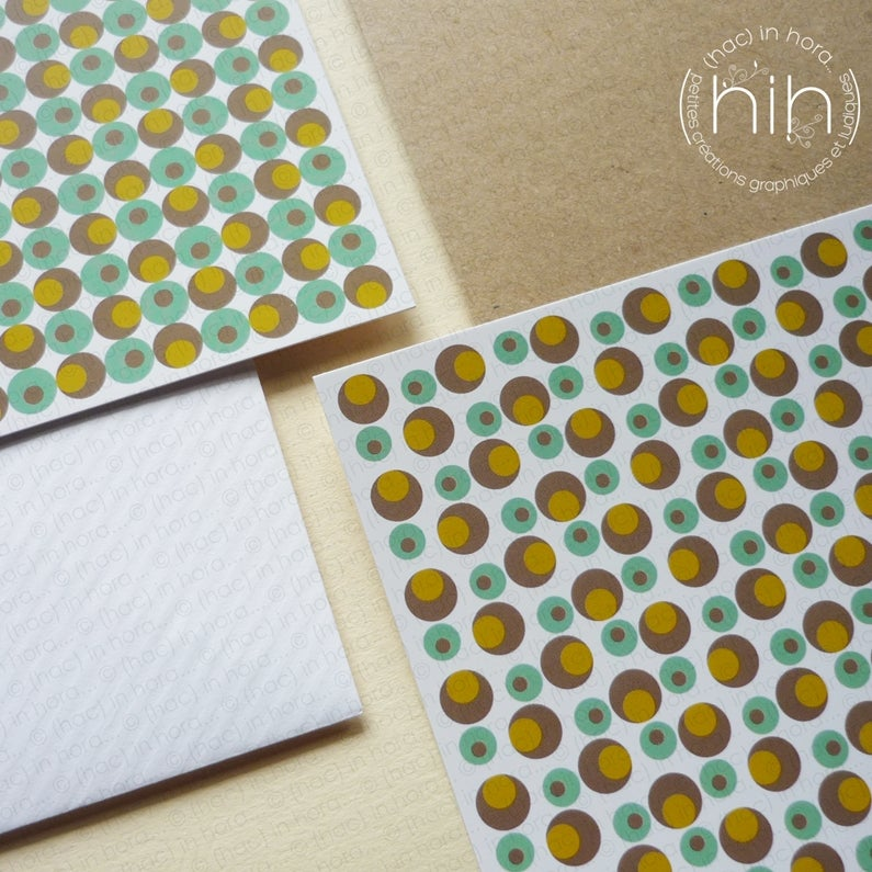 Image of 2 cartes assorties [GrAfiK]B