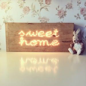 Image of Luminoso Sweet Home