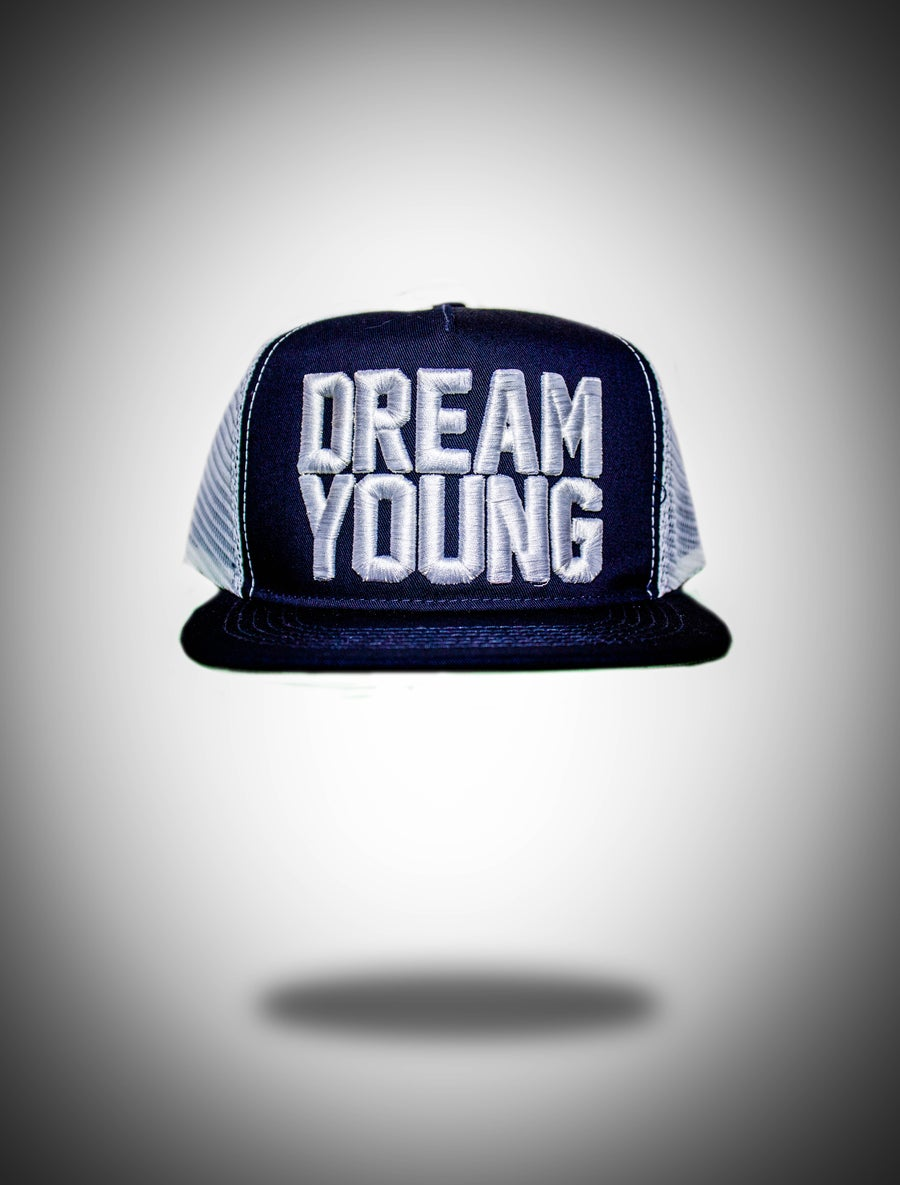 Image of Blue/White DreamYoung Trucker