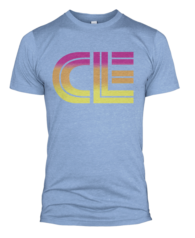Image of Cleveland Sumer Light Blue