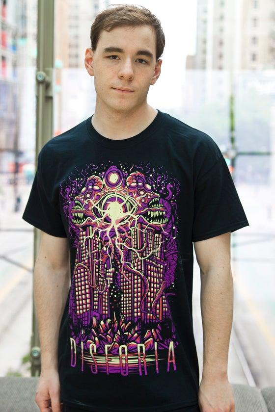 Image of Alien City - T Shirt