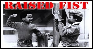 Image of Arnold vs Willis Classic Sticker