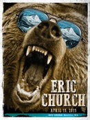 Image of ERIC CHURCH. Seattle WA