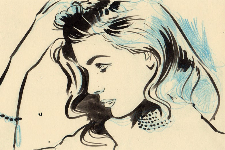 Image of Supreme Blue Rose #4 Page 10 - Lauren Bacall/Zayla Original