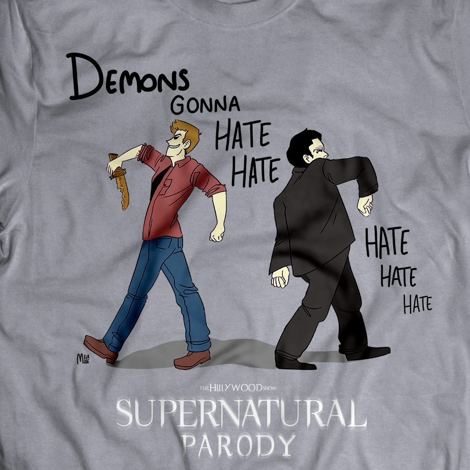 Image of DEMONS GONNA HATE TEE