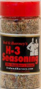 Image of H-3 Meat Seasoning-single jar