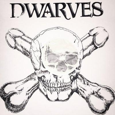 "Image of The Dwarves - Radio Free Dwarves 12"" - TEST PRESS (White / Neon Pink)"