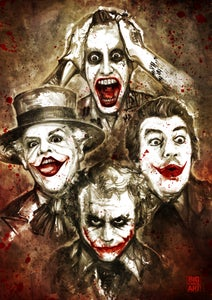 Image of Bunch of Jokers