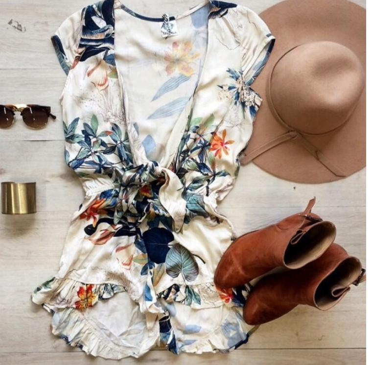 Image of HOT SEXY FASHION ROMPER JUMPSUIT