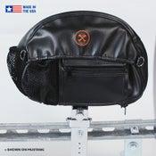 "Image of The Bone® ""TRIPLE THREAT"" Organizer (for driver) Backrest  » '09-'17 models (Orange) BC#106003"