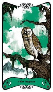 Image of Hex Arcana Tarot Series: I - THE MAGICIAN