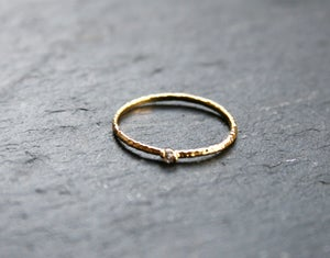 Image of Crystal zirconia ring