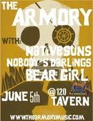 Image of June 5th @ 120 Tavern (Marietta, Ga) *PRE-SALE TICKET*