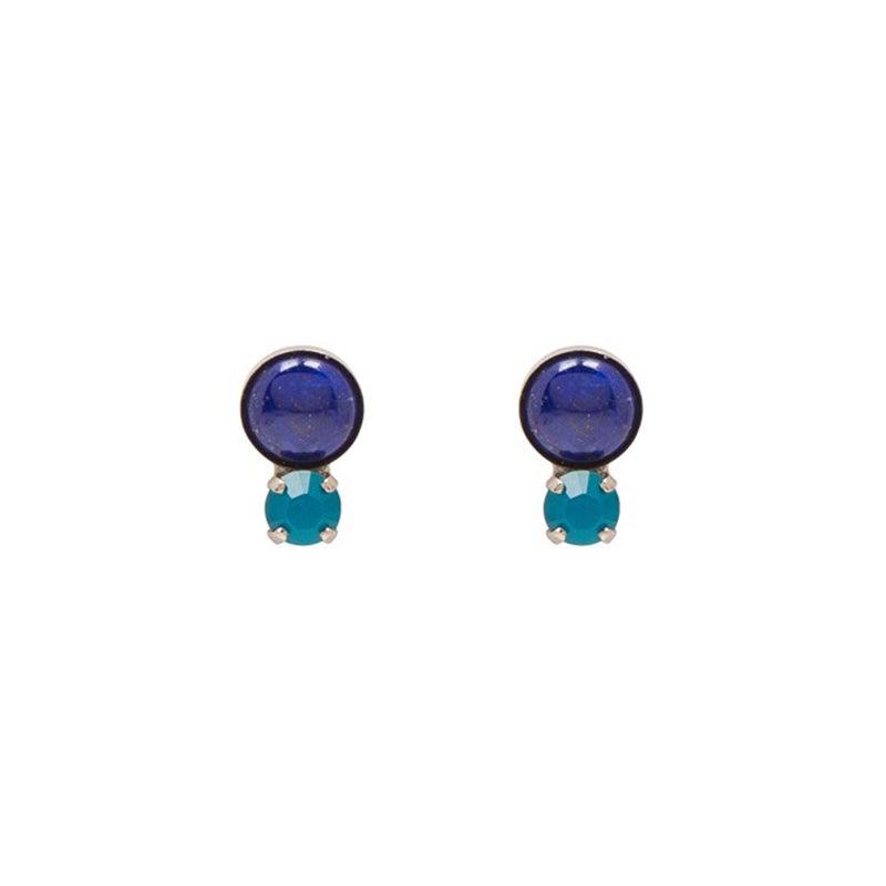 Image of Lapis Lazuli Earrings