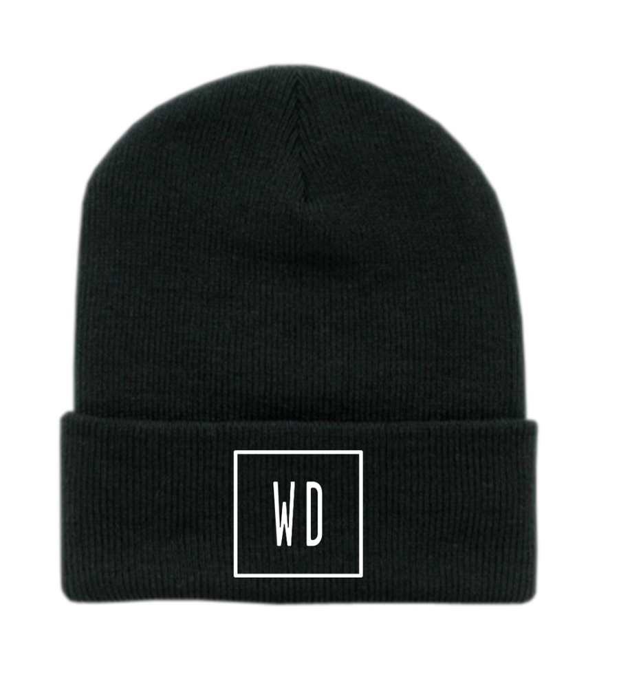 "Image of ""WD"" Beanie"