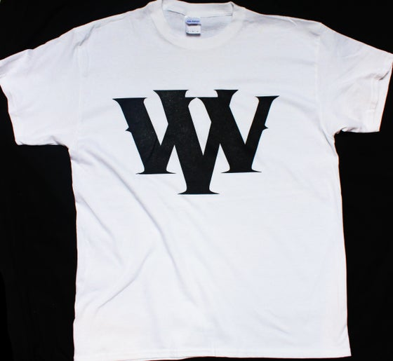 Image of VVV Logo T-Shirt - White