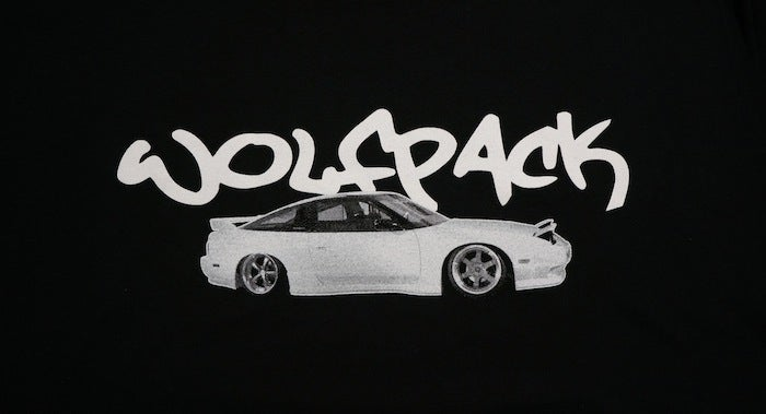 Image of ★ Wolfpack Drift Club ★ 'Type-X' Tee