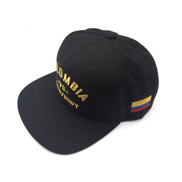 Image of #COLOMBIAvsEVERYBODY SnapBack