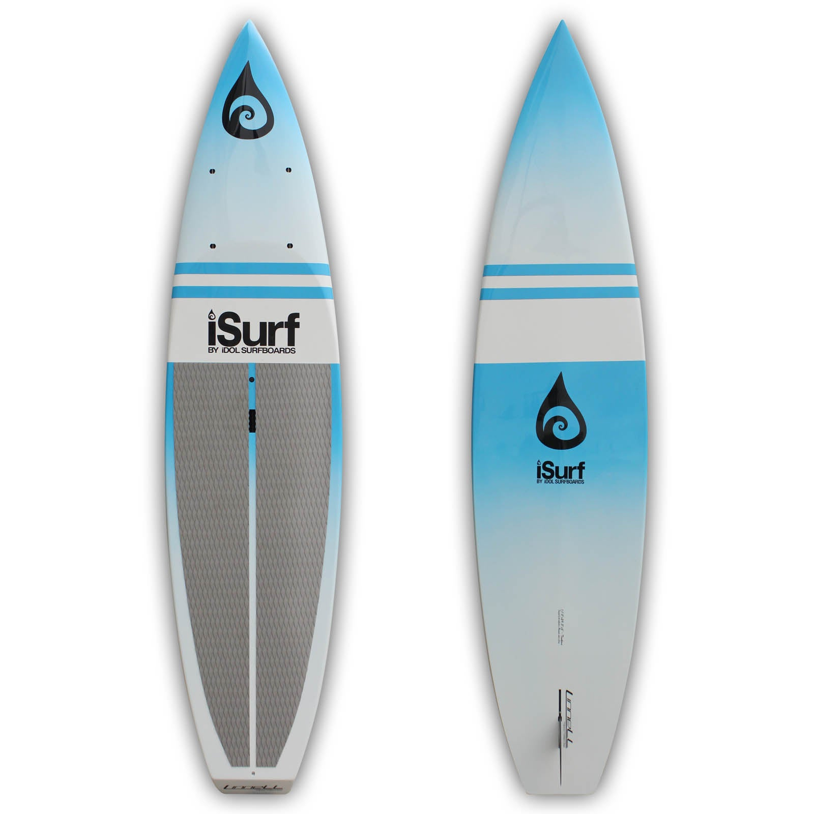 11' Tonkan Touring stand up paddle board blue