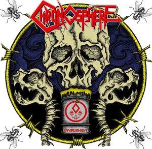 Image of Chronosphere - Envirusment Re-release (CD) (free shipping)