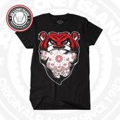 Image of Tiger gang - red/black/white