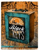 Image of Black Keys Columbus MINI PRINT