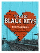 Image of Black Keys Brixton MIni Print 2