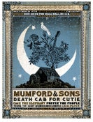 Image of Deck The Hall Ball(Mumford, Death Cab etc) Mini Print