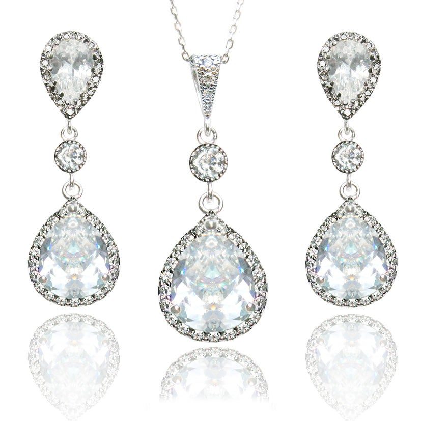 Image of LUXE BRIDAL SET