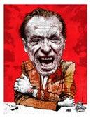 Image of Drinking Duddies Bukowski Mini Print