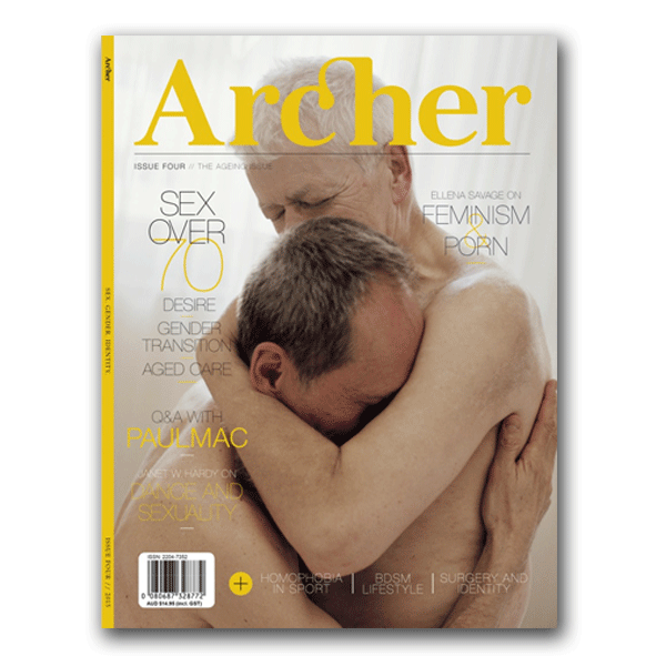 Image of ARCHER MAGAZINE #4 - 2015