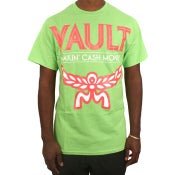 Image of MCM Tee (Lime/Red/White)