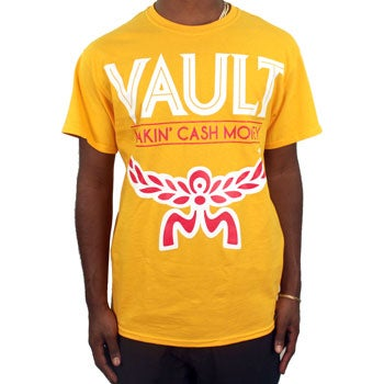 Image of MCM Tee (Yellow/Red/White)