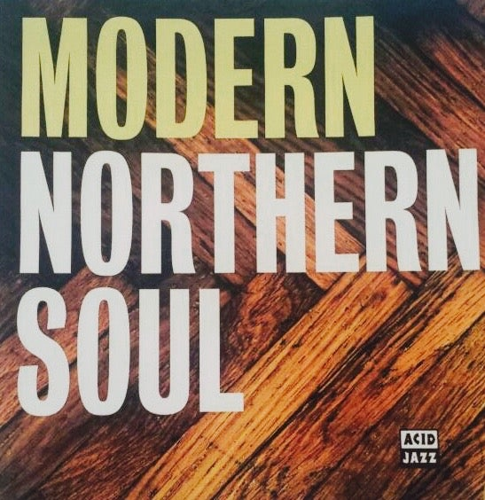Image of Modern Northern Soul CD